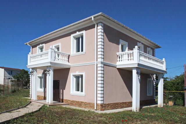 строительство домов вКрыму